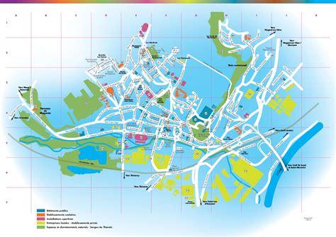 Mairie Ville De Plan De Le Plan De La Ville Ville De Montataire