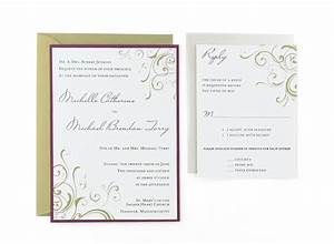 corner swirls free wedding invitation template With free wedding invitation templates 5 5 x 8 5