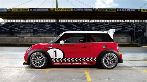 mini cooper  challenge wallpapers hd images
