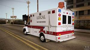 Chevrolet C4500 2008 Ambulance For Gta San Andreas