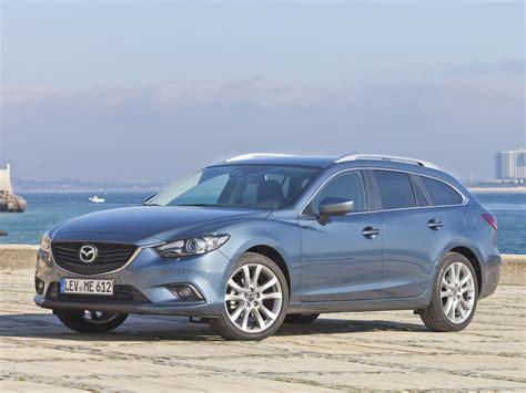 Mazda 6 Wagon (2013) Picture #12, 1600x1200