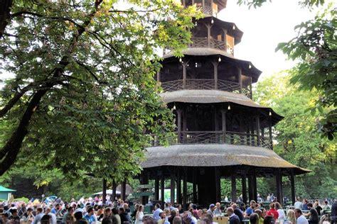 Englischer Garten Biergarten Spielplatz by Biergarten Am Chinesischen Turm Schwabing Kimapa