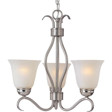 tadpoles 3 light lavender topaz mini chandelier cchapl005