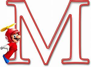 19 best images about mario bros on pinterest mario With super mario letters