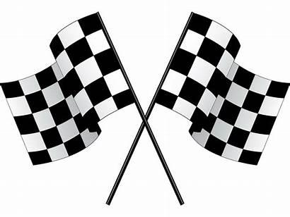 Flag Clipart Banner Checkered Clipartpanda Clip Flags