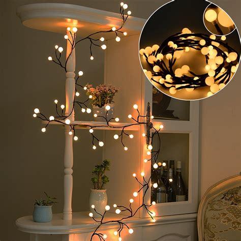 Led Lights For Room Reviews by 23ft Led String Lights Warm White