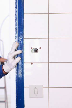 Drilling Small Holes In Porcelain Tile by How To Drill A In Tile Tip Bob Vila