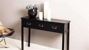 Console En Bois : console bois un meuble tout en finesse westwing ~ Teatrodelosmanantiales.com Idées de Décoration