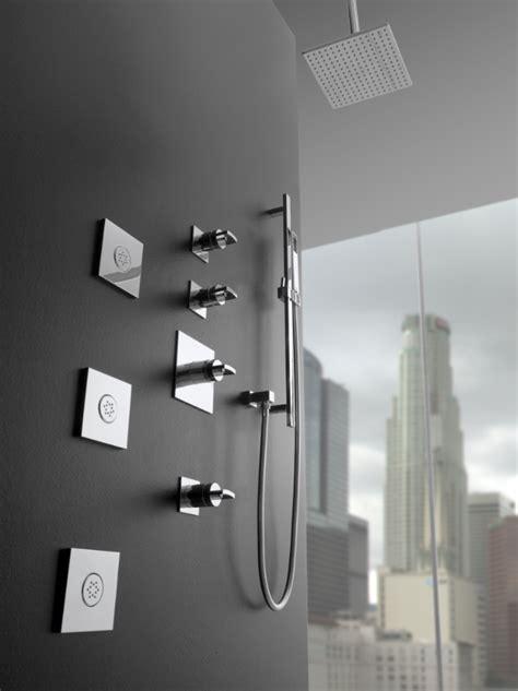 sade contemporary shower set  residential pros
