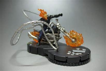 Rider Ghost Avengers Clix Defenders War Marvel