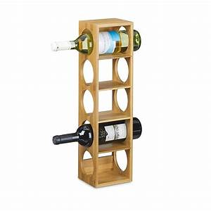 Meuble Porte Bouteille : confortable rangement bouteille de vin renaa conception ~ Teatrodelosmanantiales.com Idées de Décoration