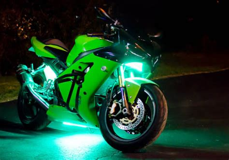 underglow lights for motorcycle 10 things you should about motorcycle led underglow