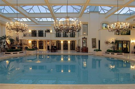 homes   market  insane  story indoor swimming