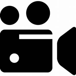 Video camera - Free interface icons