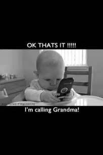 Funny Quotes About Being a Grandma