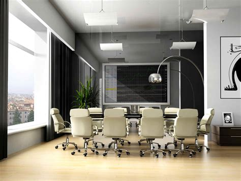 Modern Office Meeting Room New Office Conference Room, Small Modern Office Decor