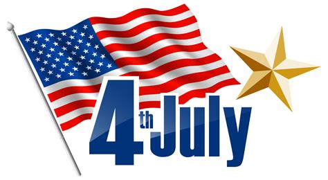 July 4th Clip July 4th Free Clip Clipart Best