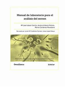 Manual Espermiograma Pdf 2