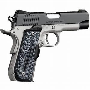 Auto 45 : kimber master carry pro 45 auto compact pistol 3000283 rk guns ~ Gottalentnigeria.com Avis de Voitures
