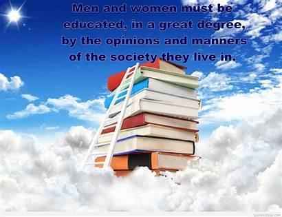 Education Quotes Quote Educational Wallpapers Books Learning