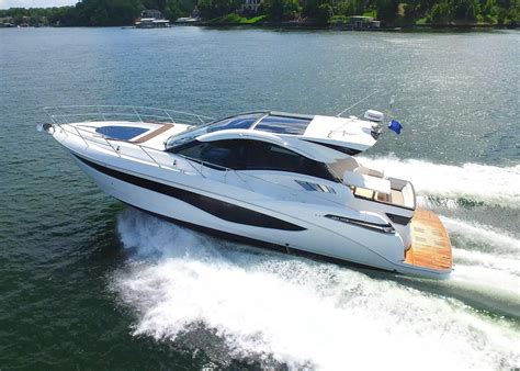 galeon  hts power boat  sale wwwyachtworldcom