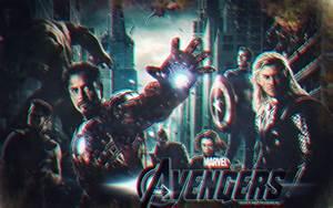 Avengers 3D wallpaper by HQuinnArt on DeviantArt