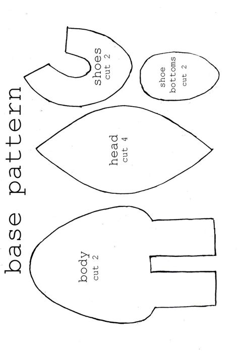 Troll Horn Templates by Homestuck Sewing Pattern By B00ts On Deviantart