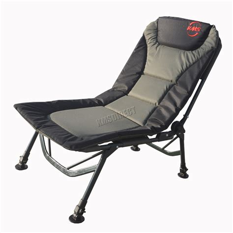 outdoor folding fishing chair cing recliner 4