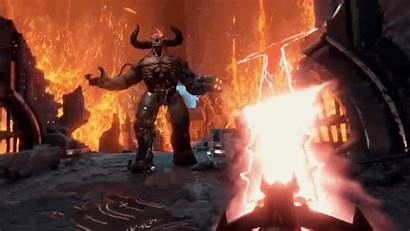 Doom Eternal Gifs Giphy Marine Schneider Software