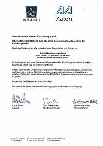 Rieger Aalen öffnungszeiten : informationsveranstaltung zum bau einer gemeinschaftsunterkunft in der kn cklingstra e unterkochen ~ Orissabook.com Haus und Dekorationen