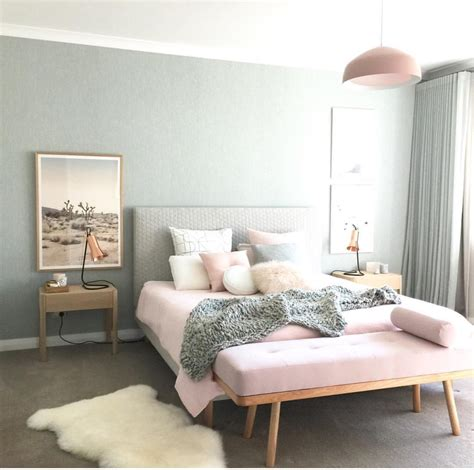 couleur pastel pour chambre inspiration déco pour la chambre à coucher décoration