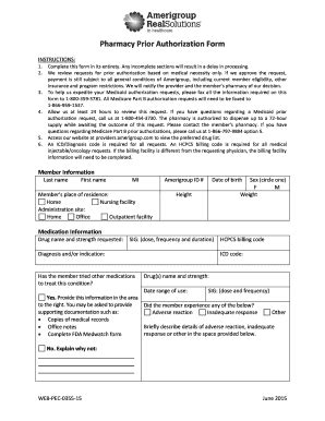 pharmacy authorization form fill  printable