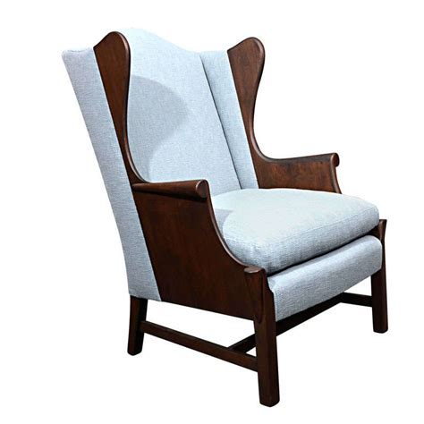 Stickley Rocking Chair Plans by Stickley Wing Back Chair At 1stdibs