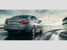 BMW 4 серии Гран Купе Динамика движения и эффективность