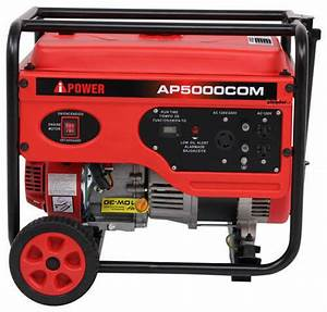 A-ipower 5 000-watt Portable Generator