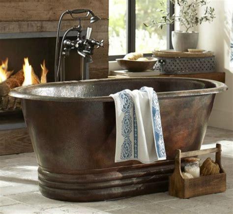 rustic bathtub 40 rustic bathroom designs decoholic