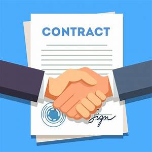 Contract Vectors, Photos and PSD files | Free Download