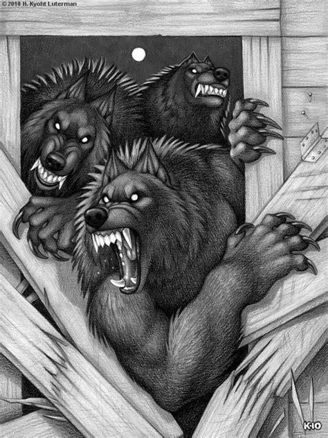 wolves at the door wolves at our door by kyoht on deviantart