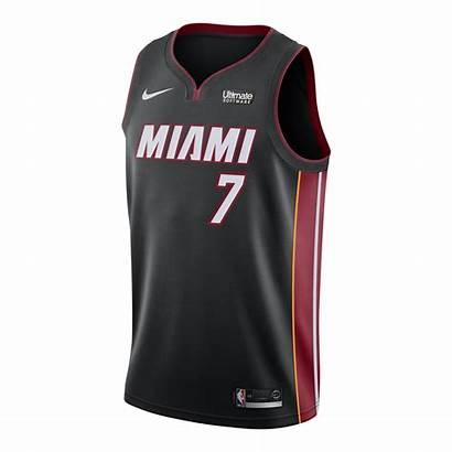 Miami Heat Jersey Nike Swingman Icon Dragic