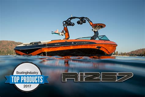 Centurion Boats Factory Tour by Centurion Ri257 Chosen As Boating Industry 2017 Top