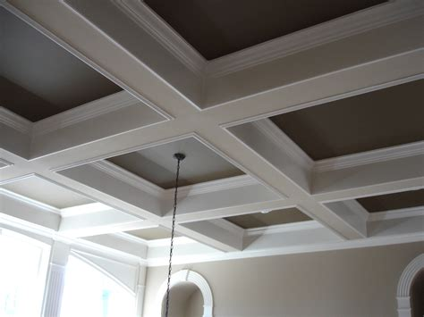 Suspended Coffered Ceiling by Advantages And Disadvantages Of Coffered Ceilings