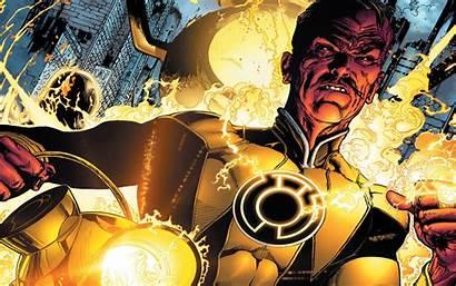 Corps Lantern 4k Ultra Sinestro Wallpapers War