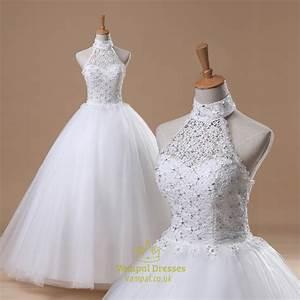 lace halter top wedding dressesshort halter top wedding With halter top wedding dresses