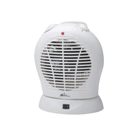 home depot heater fan royal sovereign oscillating fan heater hfn 20 the home depot
