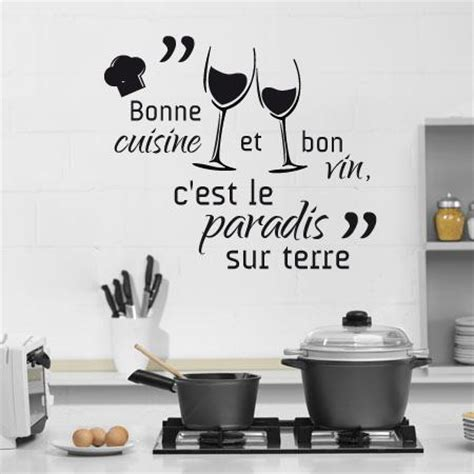 vin et cuisine stickers bonne cuisine et bon vin stickers malin