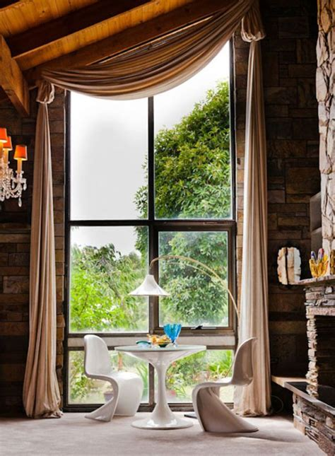 home interior window design large windows and how to decorate around them