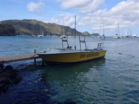 Diving St. Vincent & The Grenadines, St. Vincent