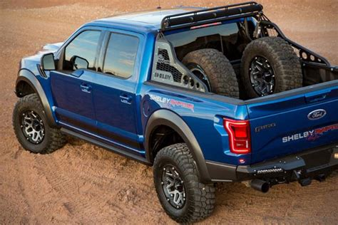 Ford Raptor F-150 Gets Shelby Treatment