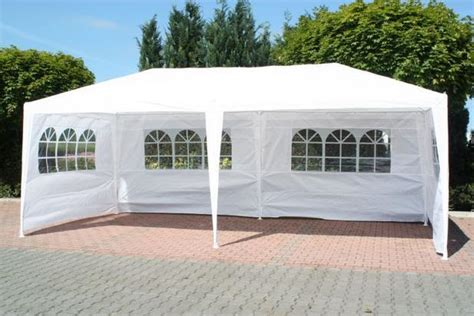 marque canape gazebo wedding tent marquee canopy 6m x 3m
