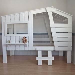 Haus Für 1000 Euro : h ttenbett spielbett strandhaus weiss massivholz ~ Lizthompson.info Haus und Dekorationen